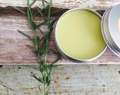 Skin Balm, Salve. Barrier Cream. Heals, Potects Conditions Dry Skin. Stretch Marks, Eczema, Dry Lips, Elbows, Heels. Natural. Vegan
