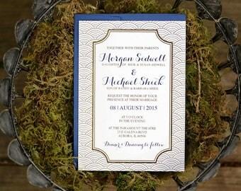 Wedding Invitation - Printable