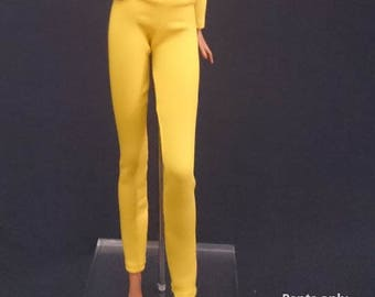 Pants for Barbie,Muse barbie,Tall barbie, FR, Silkstone, Vintage barbie-No. 0549