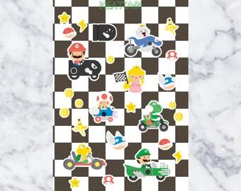 Mario Kart Deco
