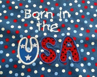 Born in the USA Bib
