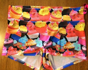 Cup Cake Roller Derby Shorts.