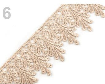Guipure lace 55 mm