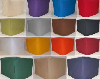 Canvas Toaster Cover (15 Colors Available)