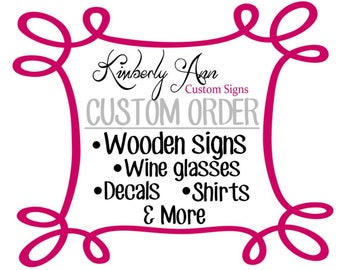 how to create a second custom order on etsy