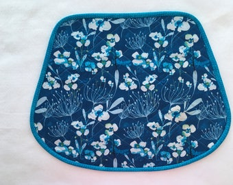 Shades of Blue, Wedge Placemats, Set of 2