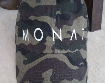 Camo Monat Hat