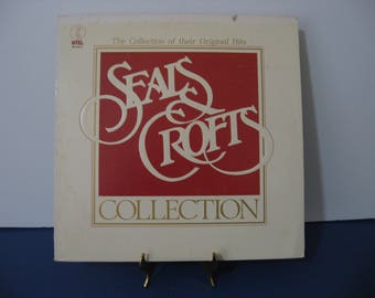 Seals & Crofts - The Collection Of Their Original Hits - Circa 1979