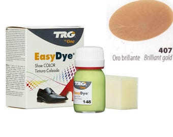 Shoe Dye TRG - Brilliant Gold 407 (Metallic)