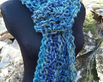 scarf, chunky scarf, FREE SHIPPING Infinity, Royal Blue Cowl, Green, Infinity, Turquoise, pullover scarf, long Infinity, Sky Blue, cowl