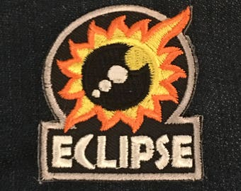 Eclipse patch (1) - sun solar moon science