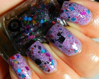 On Sale Boii Nail polish purple Bliss