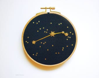 "Embroidery ""Aries"""