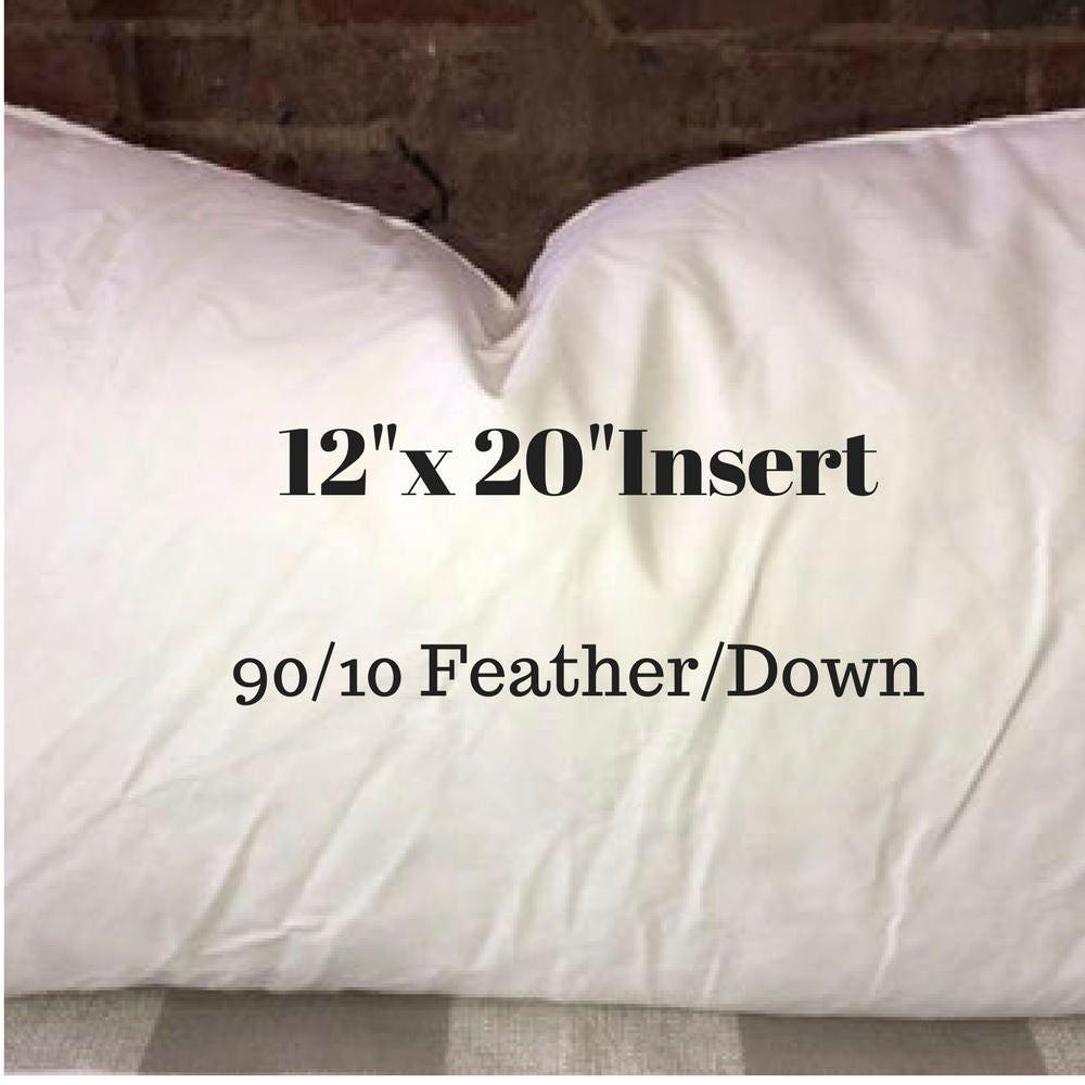 Choose from any size pillow form insert you need. Square, rectangle, round and odd sizes. Designer quality guaranteed and we can ship very fast.