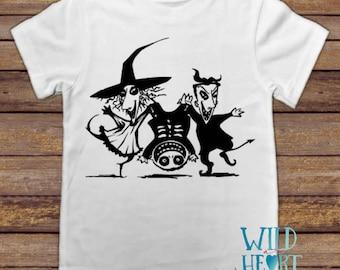 Oogie Boogie Shirt, Oogie's Boys Shirt, Nightmare Before Christmas, Disney Halloween Shirt, Halloween, Jack Skellington, Disney Party Shirt
