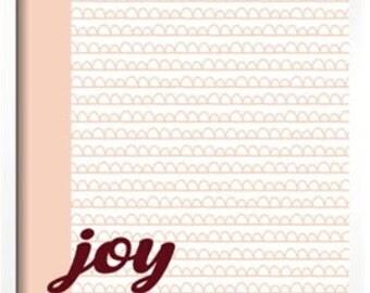 Modern Christmas - Joy