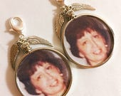 Personalized Memorial Photo Wedding Bouquet/Shoe Lockets