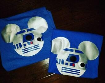 Disney R2D2 Men's Tee