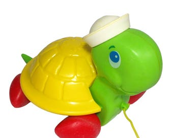 Cute little tortue by Fisher Price