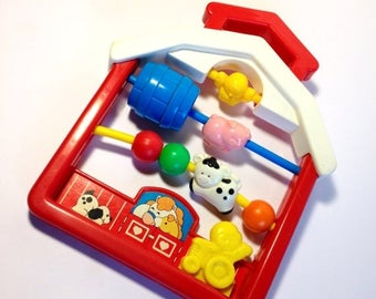 ON SALE Fisher Price vintage toy