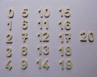 32 little stick figures