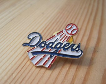 Vintage Los Angeles Dodgers 1995 Collectable MLB Licensed Lapel/ Hat Pin