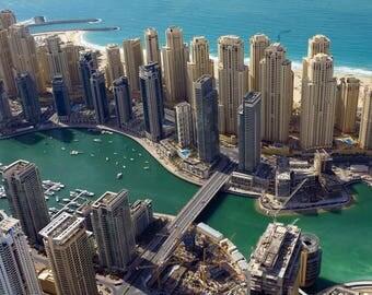 Laminated placemat Dubai UAE