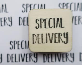 Stamp Special Delivery