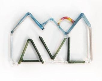 AVL Window Hanger