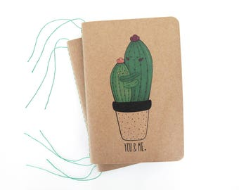 Cactus Series Notebook 2