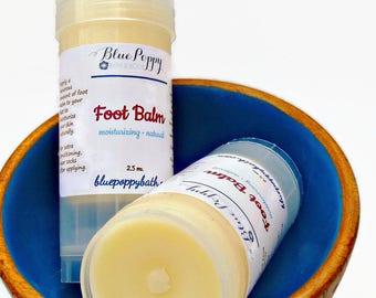 Foot Balm, Foot Salve, Moisturizing Pedicure Butter, Balm for Feet, Foot Butter