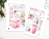 Photographic Mini Kit | Little Things | Printable Planner Stickers | Happy Planner