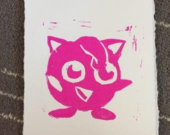 Jigglypuff Prints