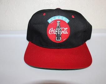 Vintage 90's Always Coca Cola Snapback by KC