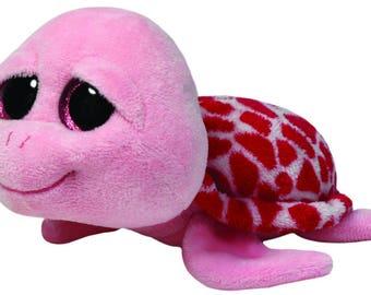 Ty Beanie Boos Shellby Pink Turtle Plush 36110
