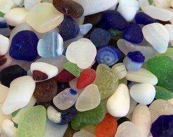 100+ Pieces Assorted Davenport Seaglass Minis