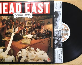 Head East - Gettin' Lucky (1977) Vinyl LP;
