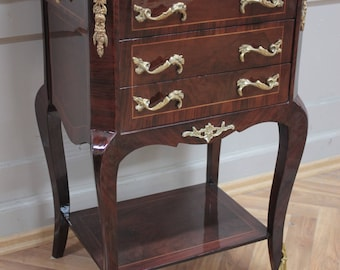 Baroque COMMODE Cabinet LouisXV antique style MkKm0055B