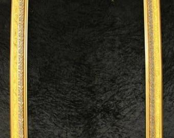 Baroque mirror wall mirror antique style Ta060-1-60 x 90