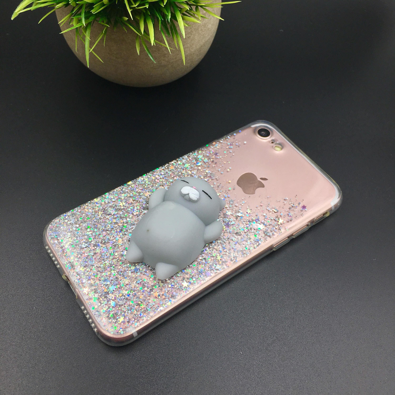 Squishy, Glitter, glitter case, iphone case,bling bling , Iphone 6 /6 plus, iPhone 5/5s,iphone 7 ...