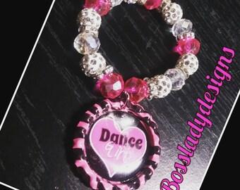 Dance girl Kids Bracelet
