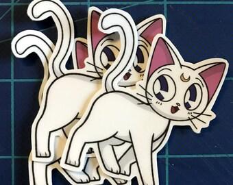 Artemis (Sailor Moon) Sticker