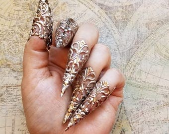 diy stiletto nails press on nails glue on nails pointy