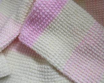 Icecream Blanket Knitting Pattern PDF ONLY