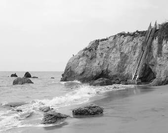 California Beach Photography, El Matador Beach, Malibu, Los Angeles, Beach Decor, Summer, Fine Art Print, Beach Wall Art, Coastal Decor