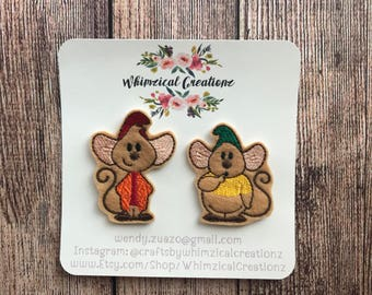 Helpful Mice Shoe Clips