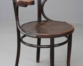 J & J Kohn Bentwood Chair