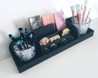Makeup Vanity Organizer   Eye Palette Organizer   Makeup Organizer   Beauty Organizer   Makeup Storage   Cosmetic Organizer   Dorm Room