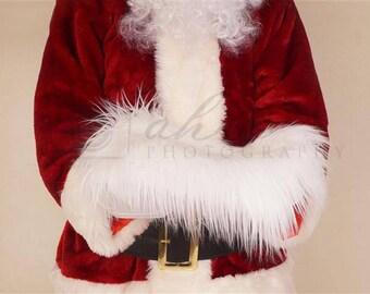 Santa Backdrop Etsy