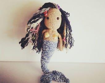 Amphitriti the mermaid
